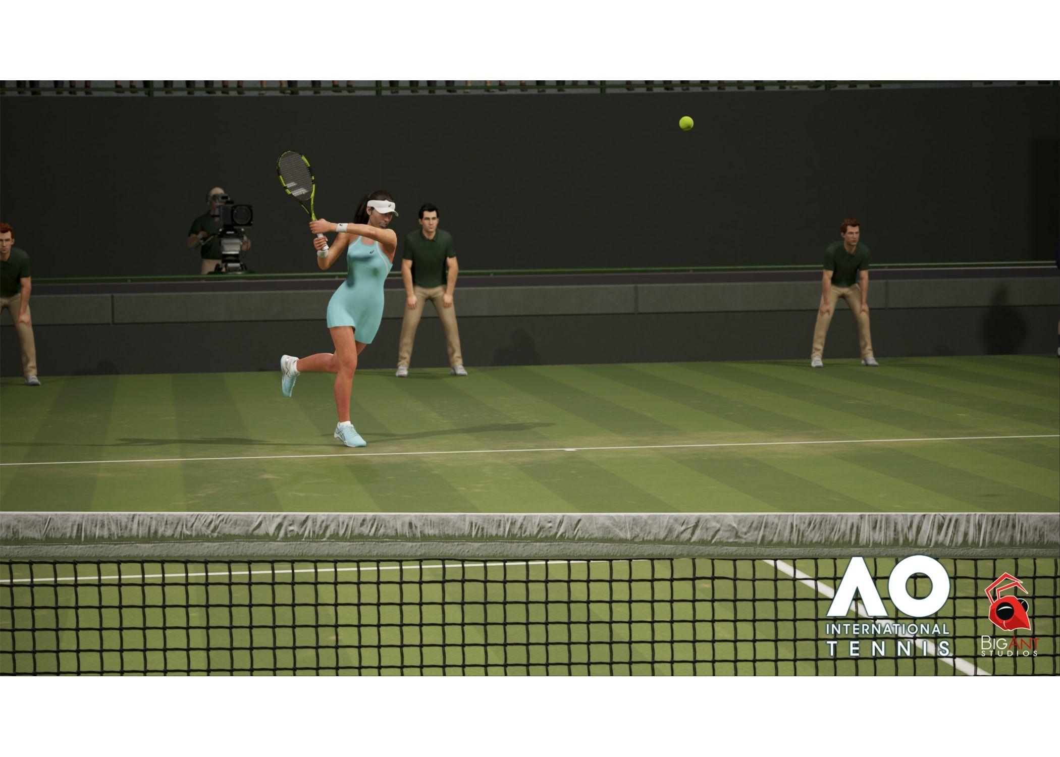 Ao International Tennis In 2020 Tennis Games Tennis Soccer Field