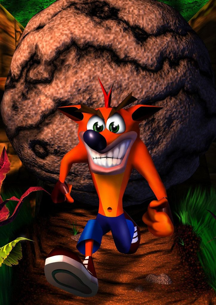 I want to play the new n sane trilogy use to play crash on