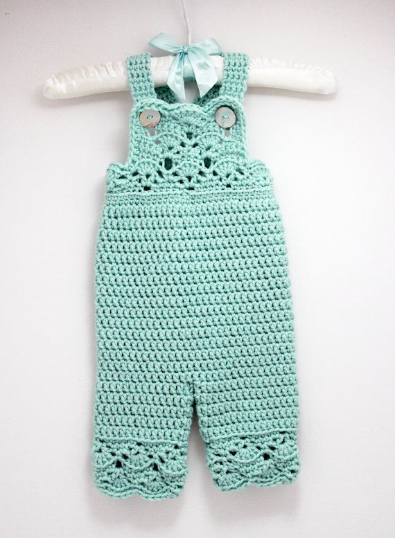 7a6e52eb3 Image result for crochet baby girl overalls free pattern