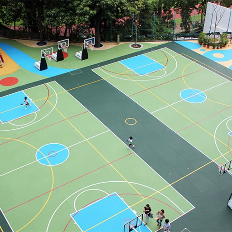 Mbm Offers A Wide Range Of Sports Flooring Systems Ideal For