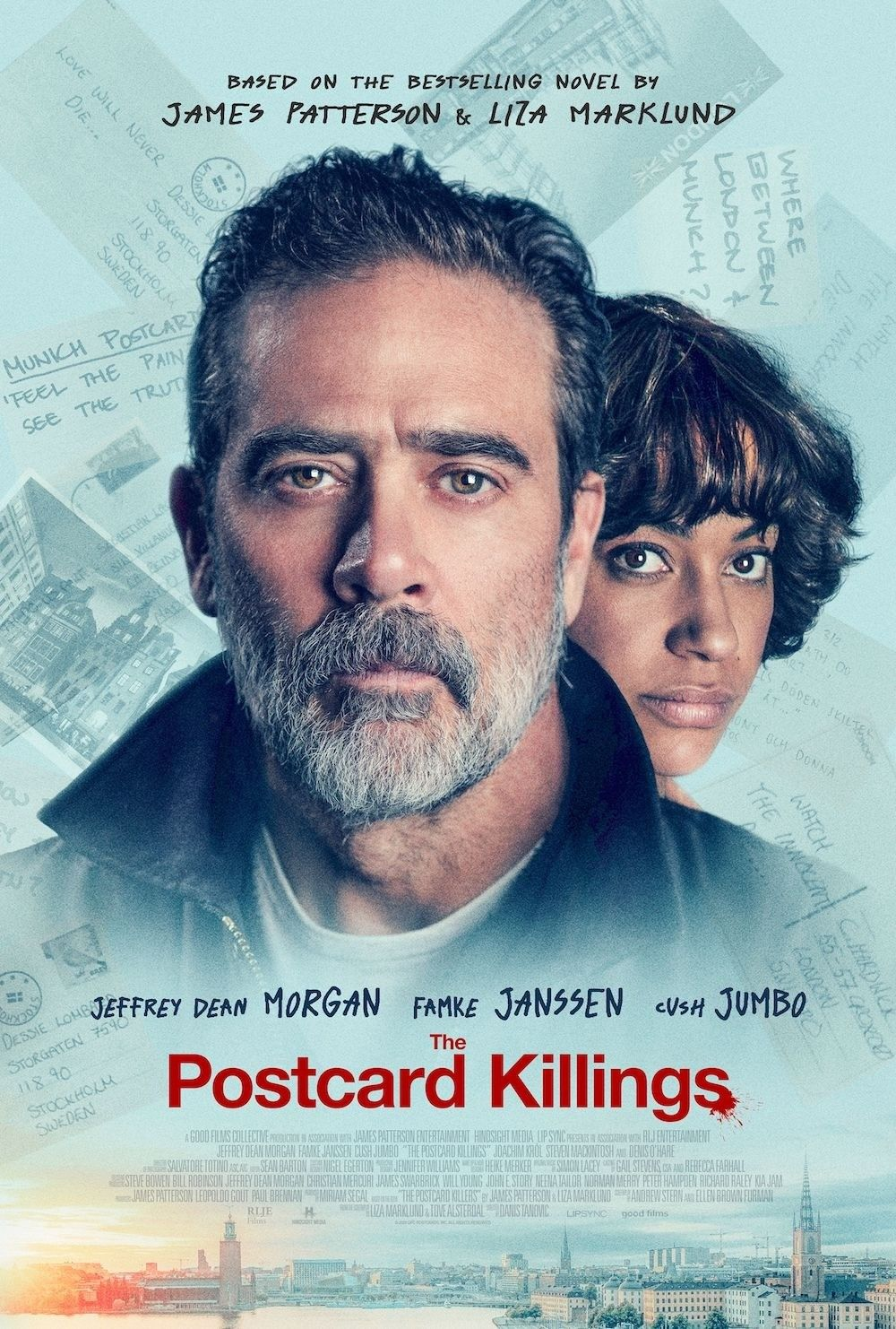 The Poster For The Thriller The Postcard Killings