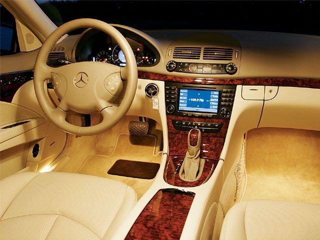 Mercedes-Benz E 320 CDI | Mercedes-Benz | Benz e, Mercedes