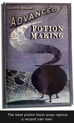 Advanced Potion Making Book Harry Potter Crafts Potions Book Harry Potter Diy