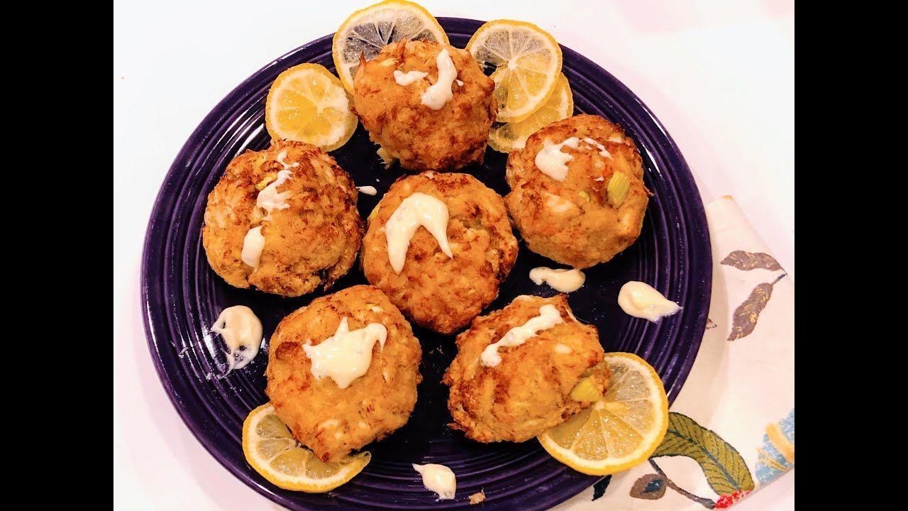 how to cook frozen crab cakes in air fryer