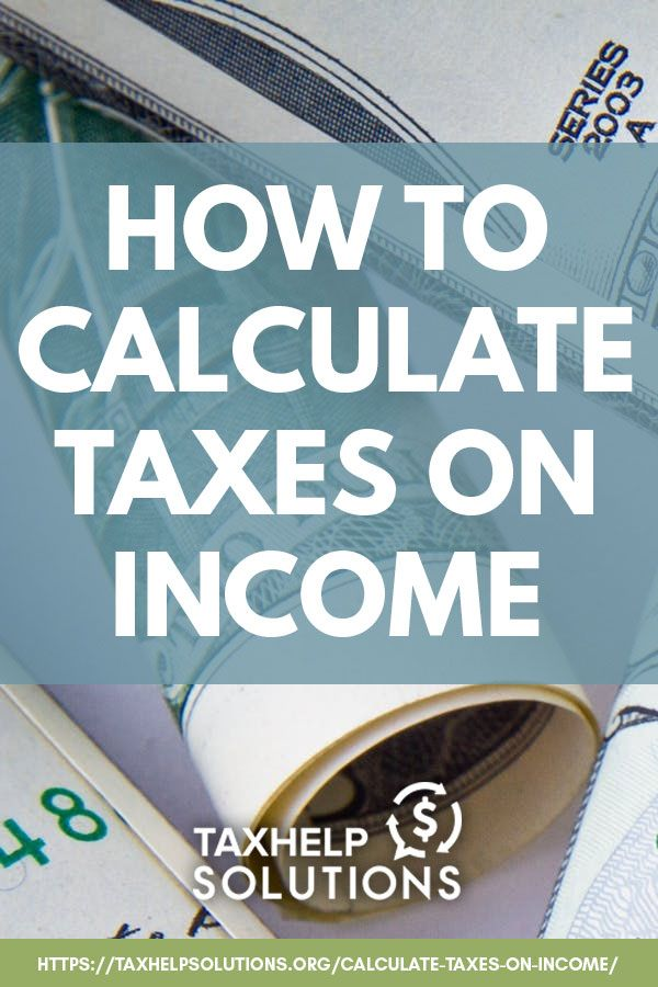 A Simpler Look at How to Calculate Taxes on Tax