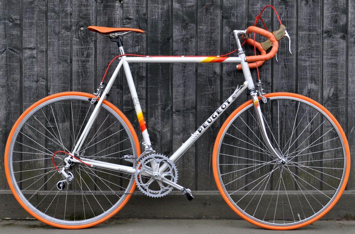 Restored Peugeot Ventoux Bicycle Peugeot Bike Bicycle Retro Bicycle