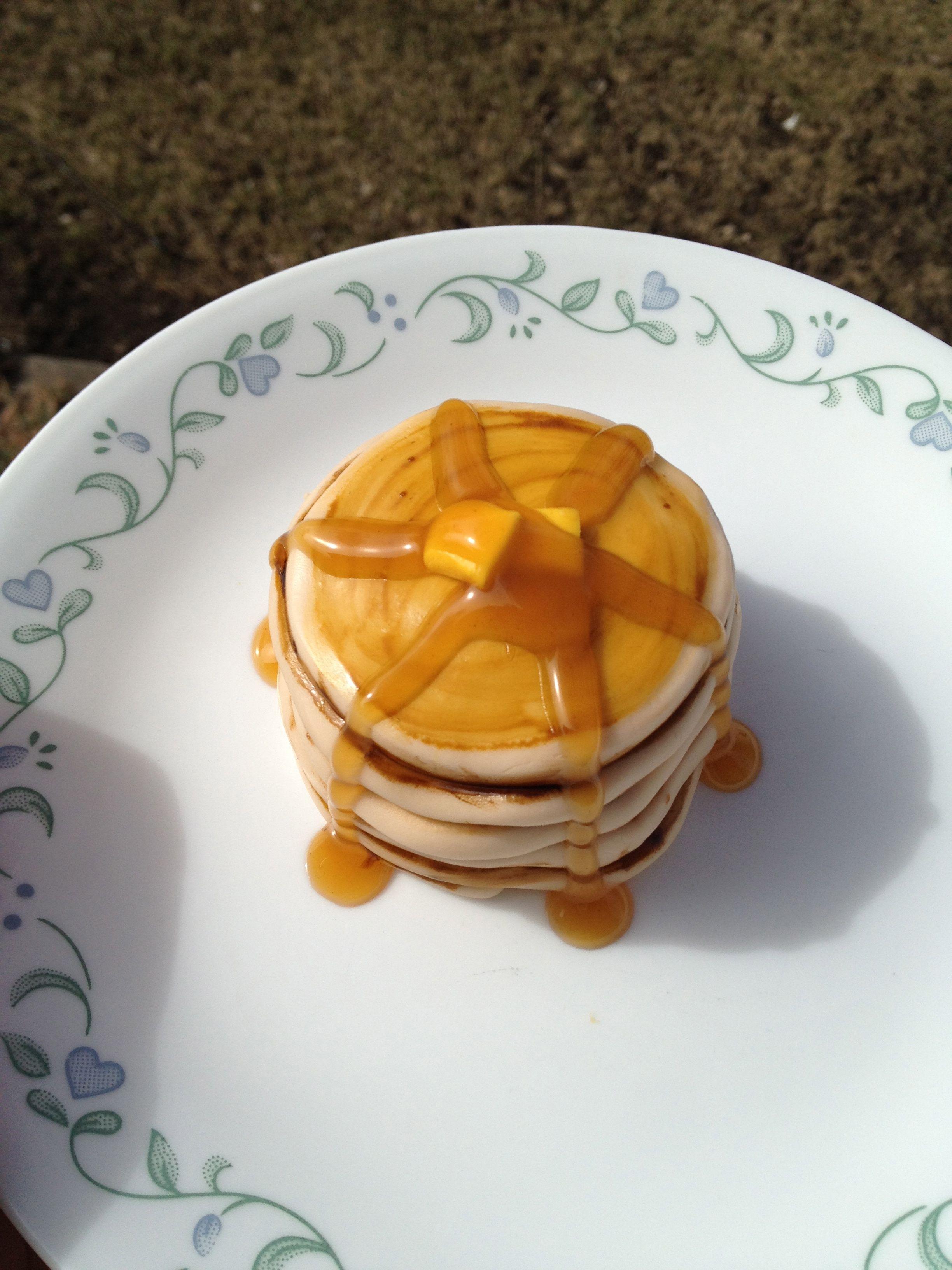 Diy Pancake Smash Cake