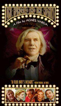 Les Cent Et Une Nuits De Simon Cinéma : nuits, simon, cinéma, Hundred, Nights, (1995), First, Night, Movie,, Buff,, Movies, Online