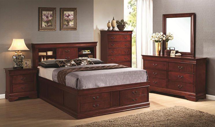 Best Stowe Queen Size Bookcase Captains Bed Buy Bedroom 400 x 300