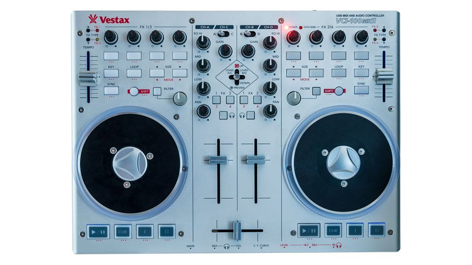 🔥 Traktor Bible - Mapping(s) for Vestax, VCI-100