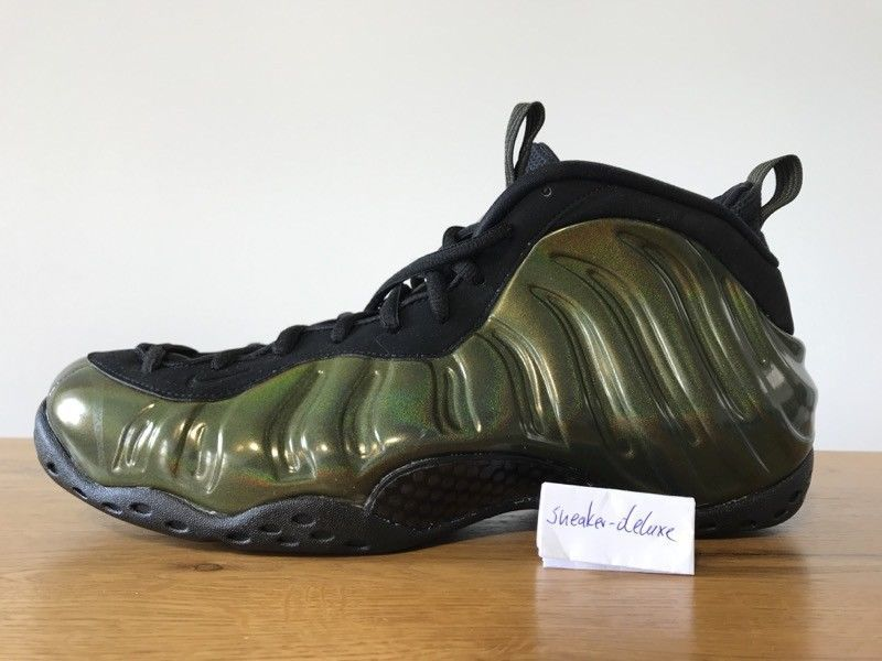 lowest price 3696d a5d55 Nike Air Foamposite One Legion Green 14 13 Galaxy Supreme ...