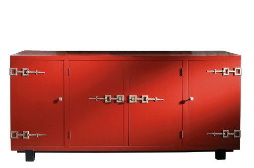 La Credenza Gas : Oscar de la renta collection chinese credenza manufactured by