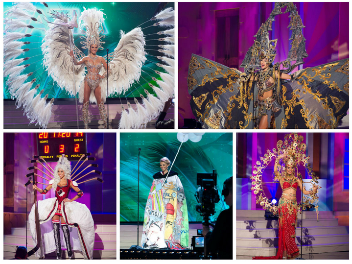 The Miss Universe Organization has officially released the Top 5 Best National Costumes on Thursday, January 22. One of them will win the grand prize and will be awarded during the grand coronation on Sunday, January 25 in Miami, Florida. The five best national costumes are candidates from Argentina, Canada, Germany, India and Indonesia. Argentina's …