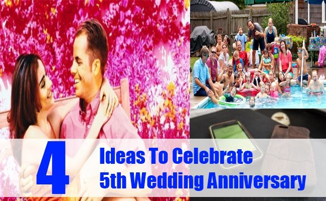 Explore 5th Wedding Anniversary And More