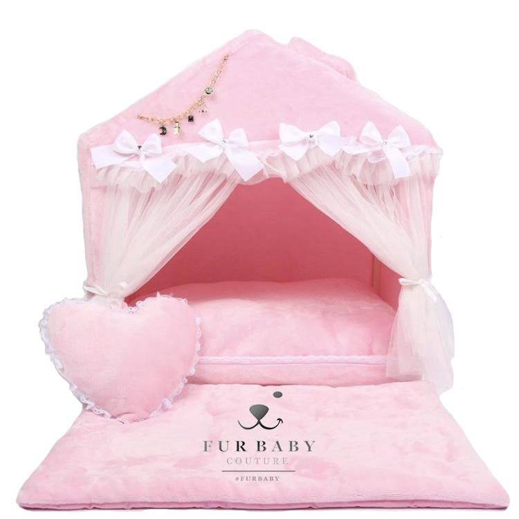 Princess Retreat Bed Luxury pet beds, Teepee bed, Puppy room
