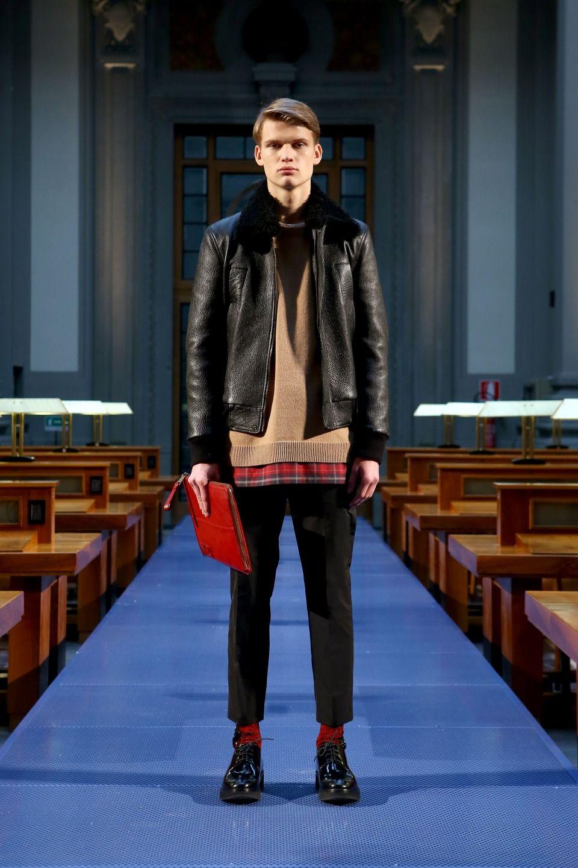 Image - No. 21 @ Pitti Menswear A/W 2014 - SHOWstudio - The Home of Fashion Film