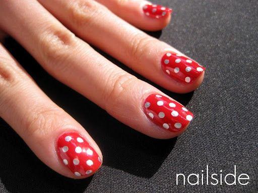 red polka dots :)  #oobibaby