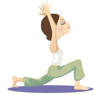 yoga cartoon  yoga pose cartoon  yoga poses poses