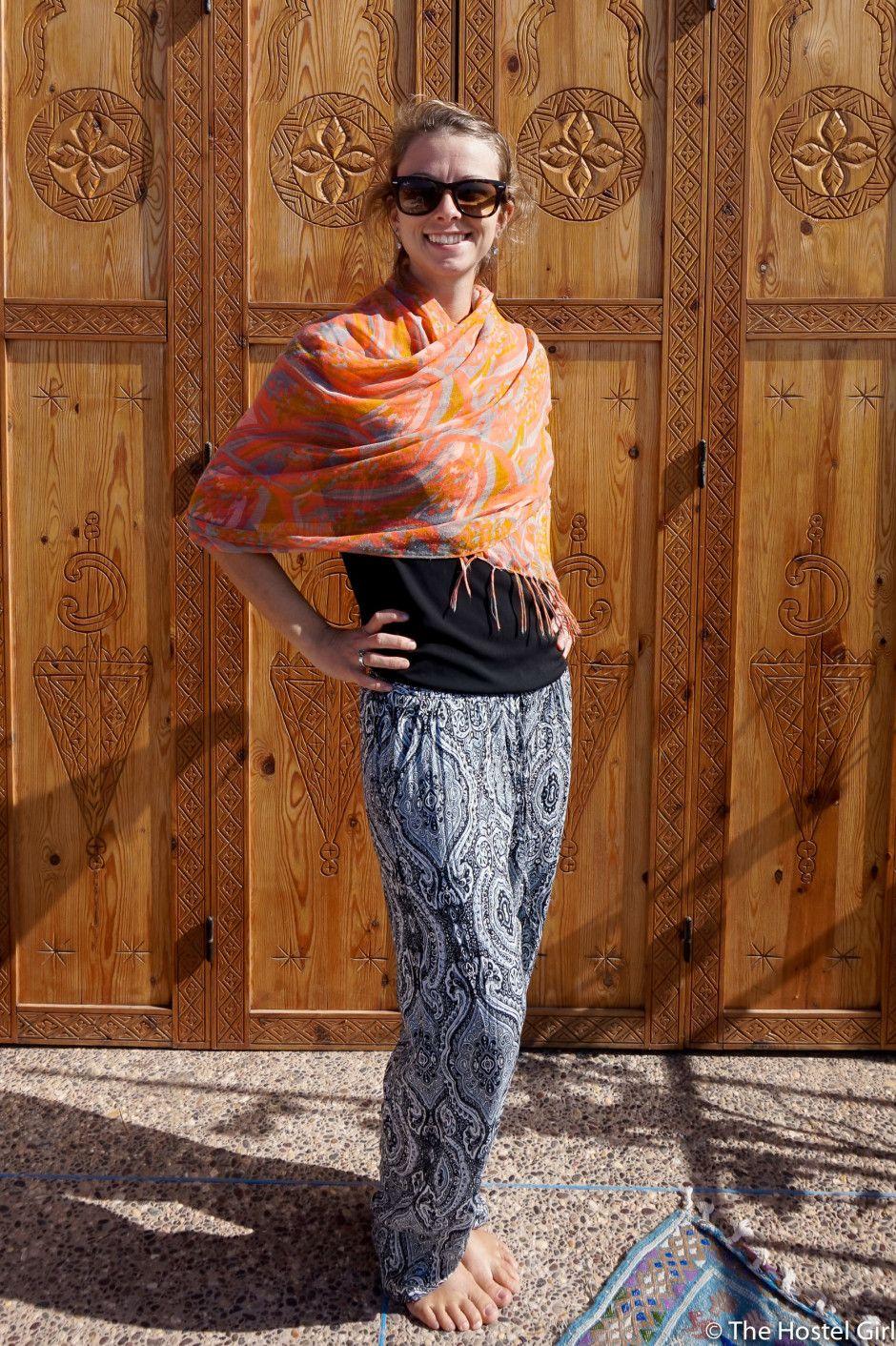 Dress code egypt - How To Dress In Morocco Morocc Dress Code The Hostel Girl 3