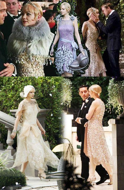 Great Gatsby\u0027s Fashion