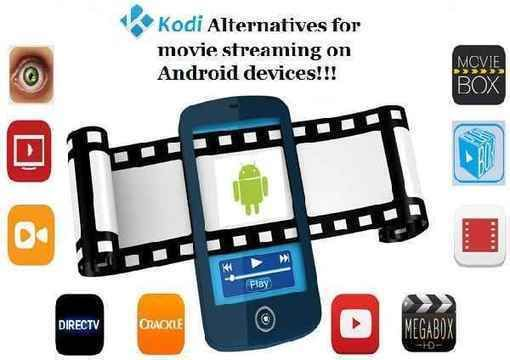 Download Kodi APK for Android App  Here is the official link