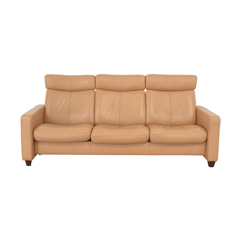 Ekornes Stressless Sofa Sofa Classic Sofa Stress Less