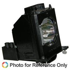 Mitsubishi Wd 60735 Tv Replacement Lamp With Housing By Kcl 54 96 Replacement Lamp For Mitsubis Projector Accessories Rear Projection Electronic Accessories
