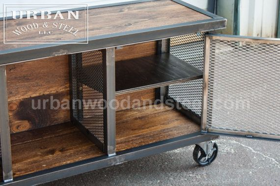 Urban Stereo Locker Mobilier De Salon Meuble Et Meubles Industriels