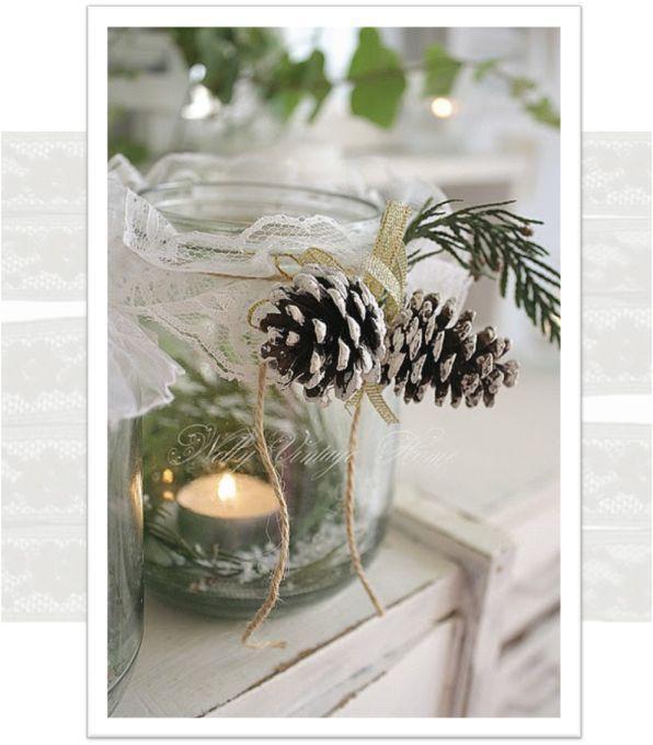 photophore et pommes de pin maternelle pinterest pommes de pin photophore et pin. Black Bedroom Furniture Sets. Home Design Ideas