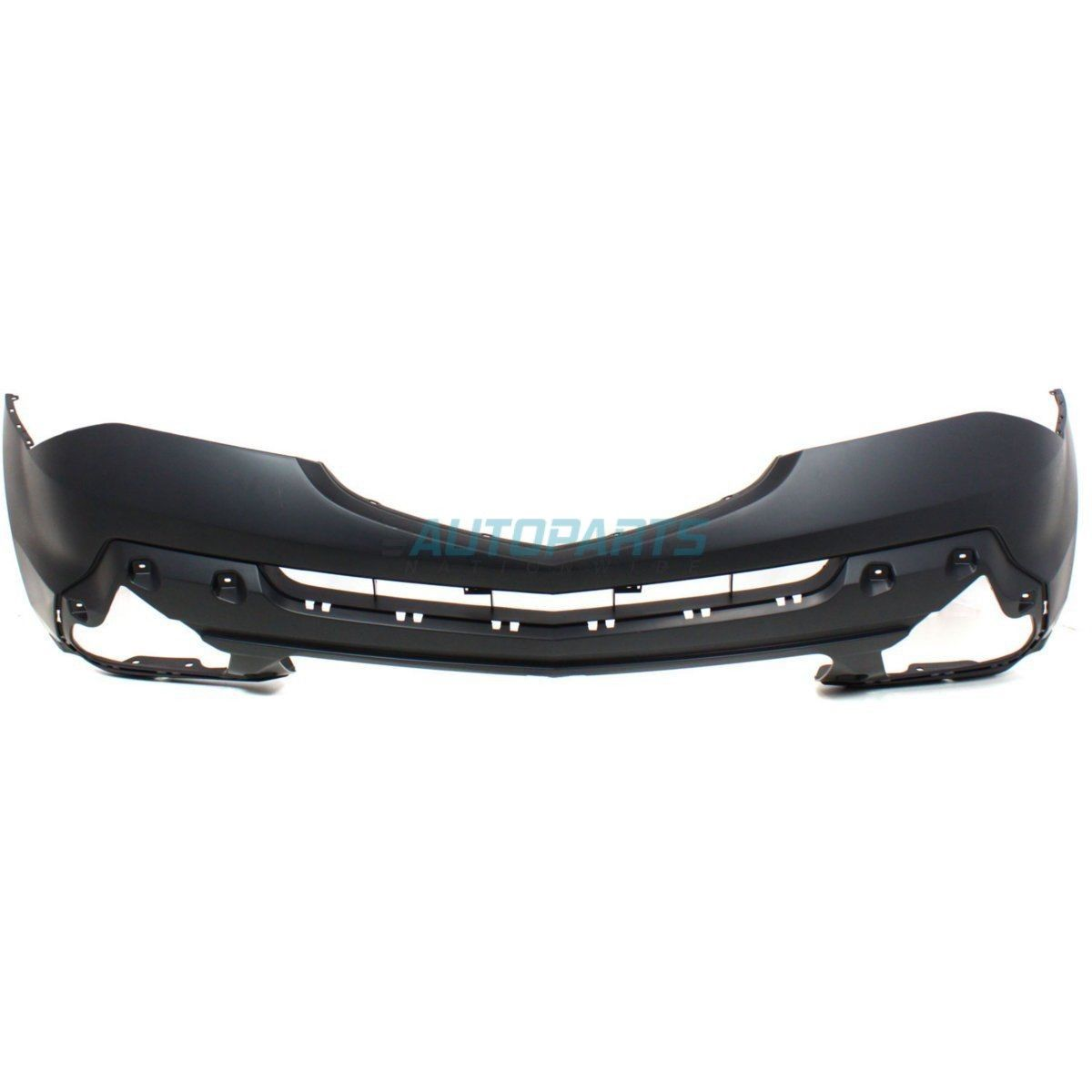 New Front Bumper Cover Primed Fits 2007-2009 Acura Mdx
