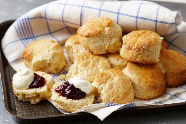 Scones and cakes recipes