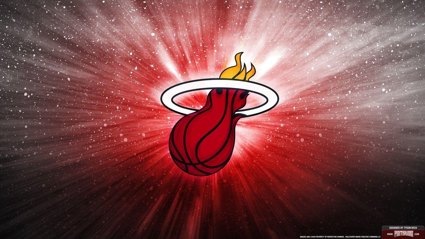 1366x768 Basketball Nba Miami Heat Miami Heat Logo Wallpapers Miami Heat Logo Miami Heat Miami Heat Tickets