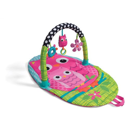 Infantino Explore and Store Sparkle Activity Gym
