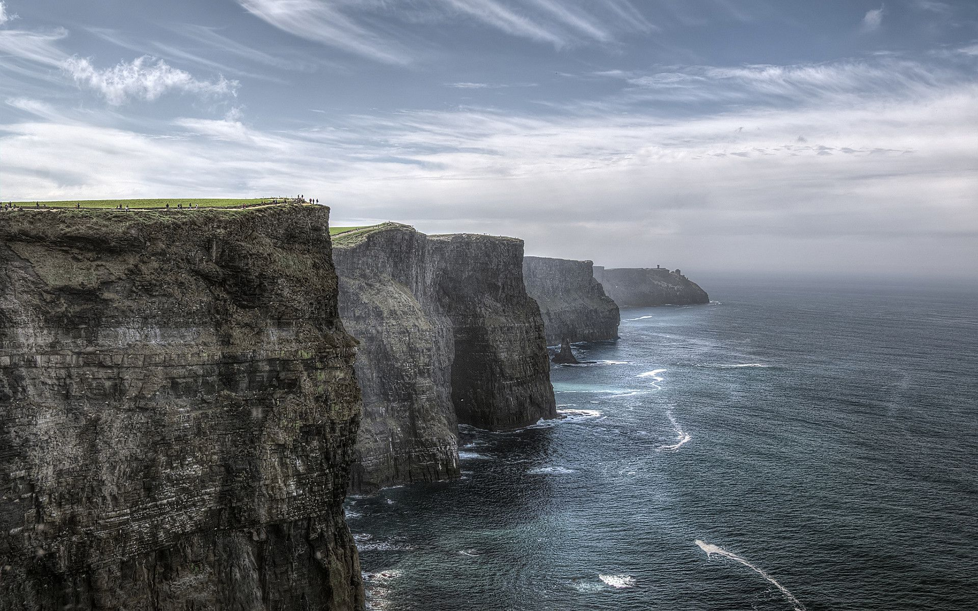 Cliffs of Moher in Irland.