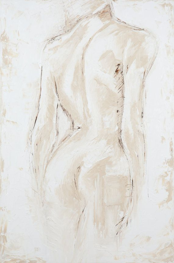 Body No 1 By Dell Art Forever Art Abstract Art Painting