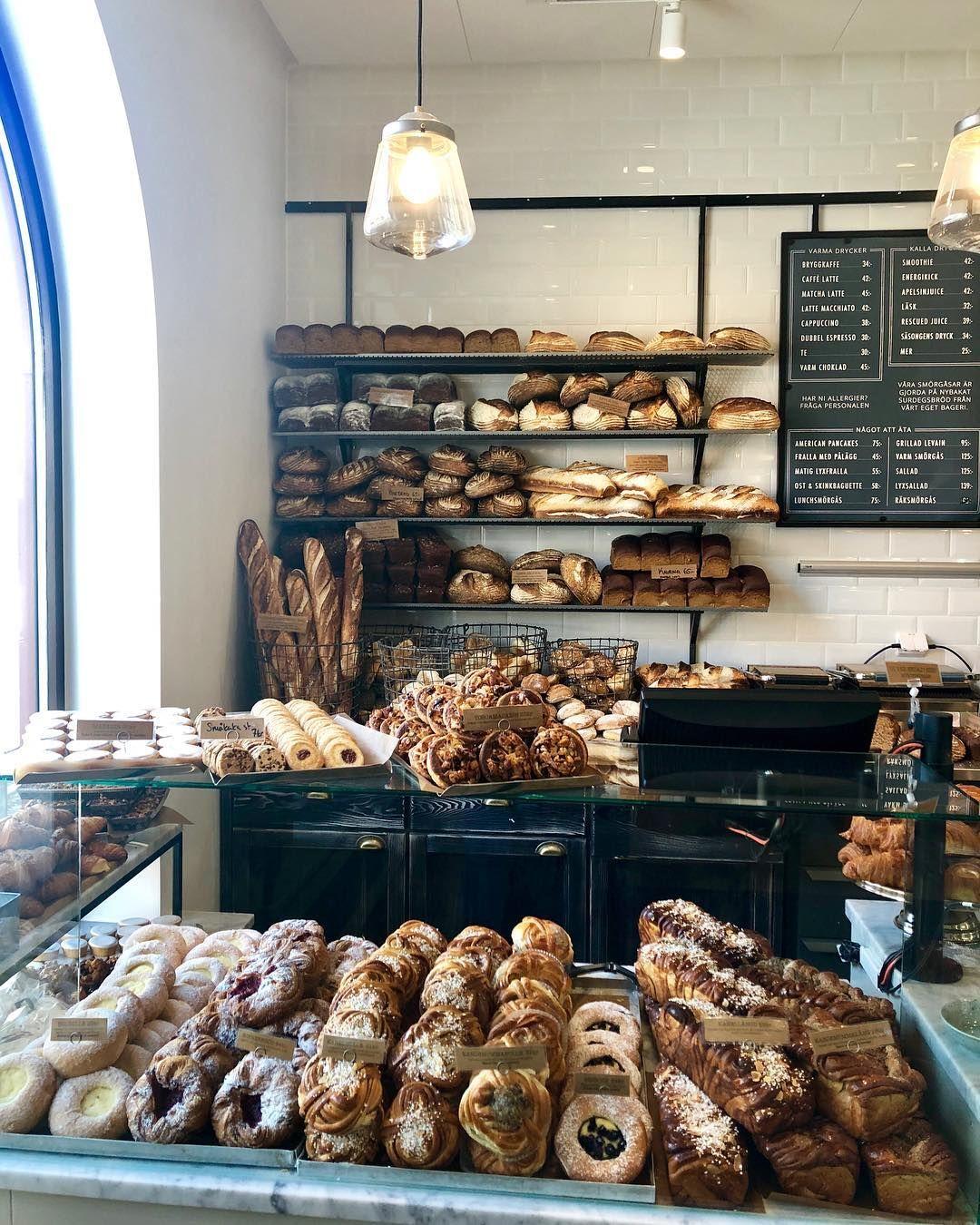 bagerier i stockholm