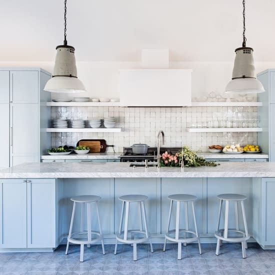 13 Kitchen Colors You Should Definitely Try Instead of