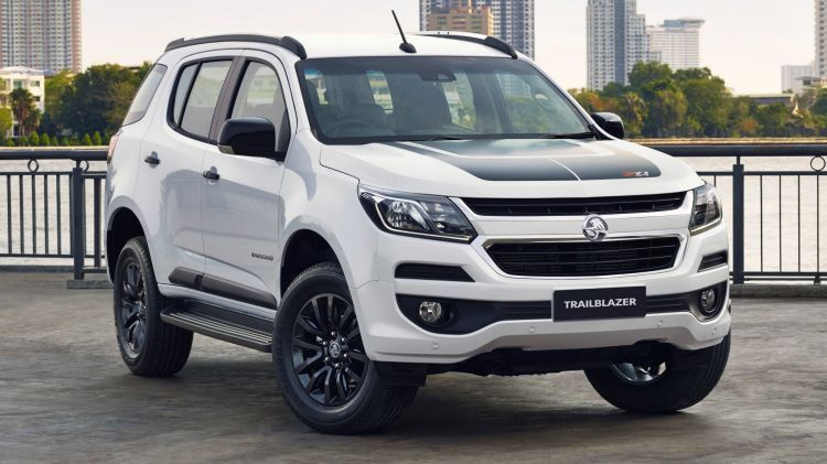 Car Review 2017 Holden Trailblazer Z71 Chevrolet Trailblazer