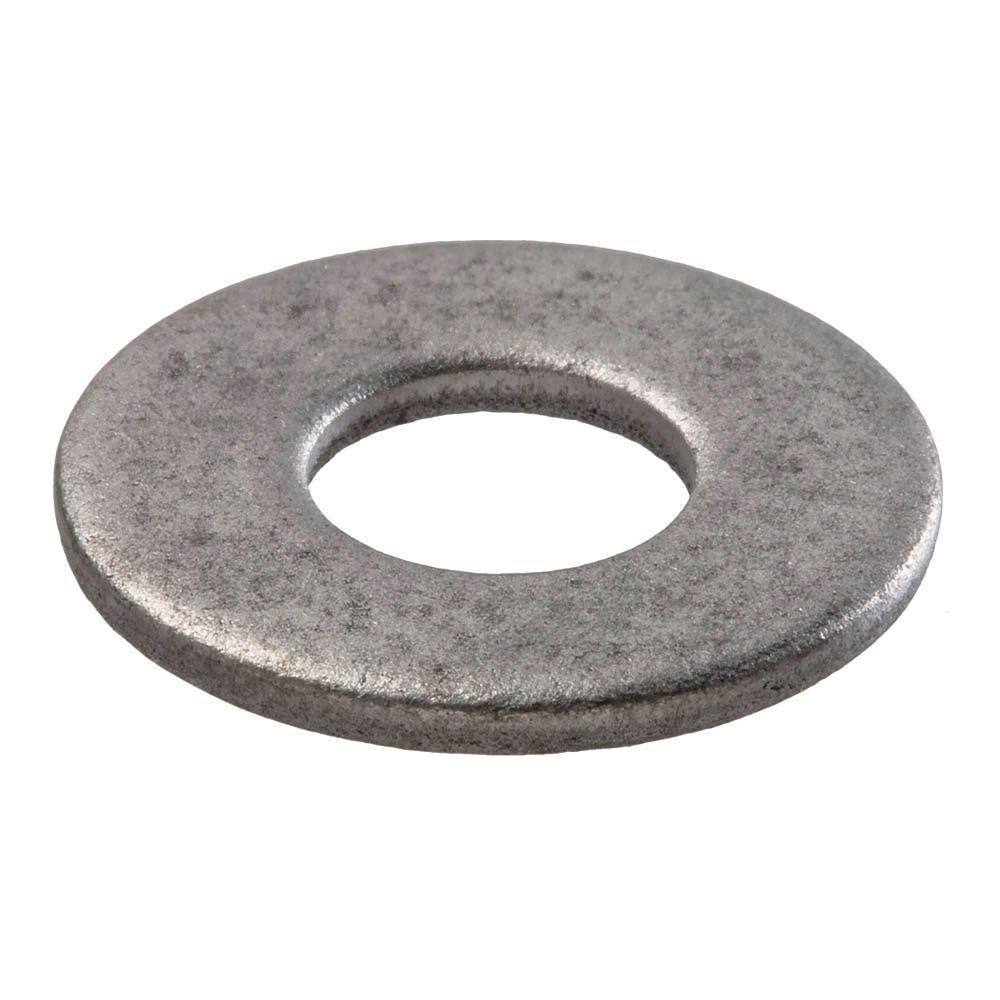 Everbilt 5 16 In Galvanized Flat Washer 25 Piece Per Bag 802274 Flat Washer Galvanized Drying Rack Diy