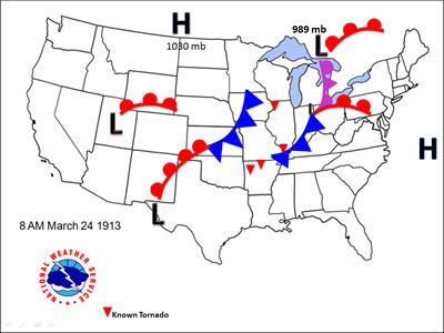 Map With Fronts Earth And Space Science Pinterest Students - Us weather map fronts