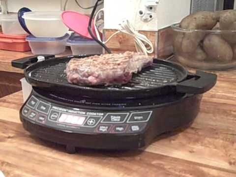 The Nuwave Pic Precision Induction Cooktop Infomercial Youtube Cooking Induction Cooktop Grilling Recipes