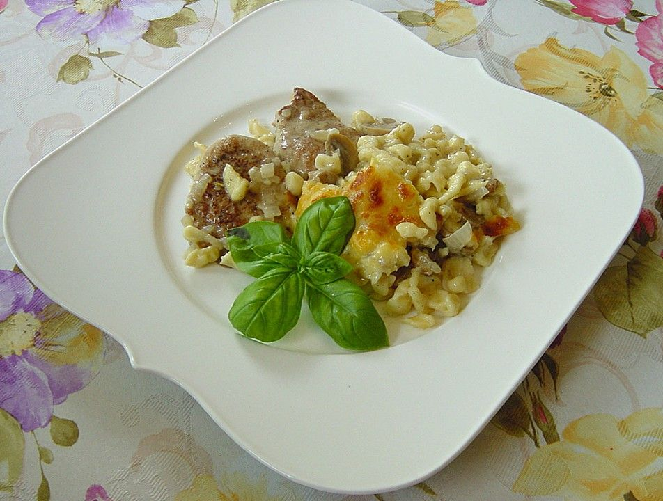Photo of Filet pot with spaetzle from eva662 | chef