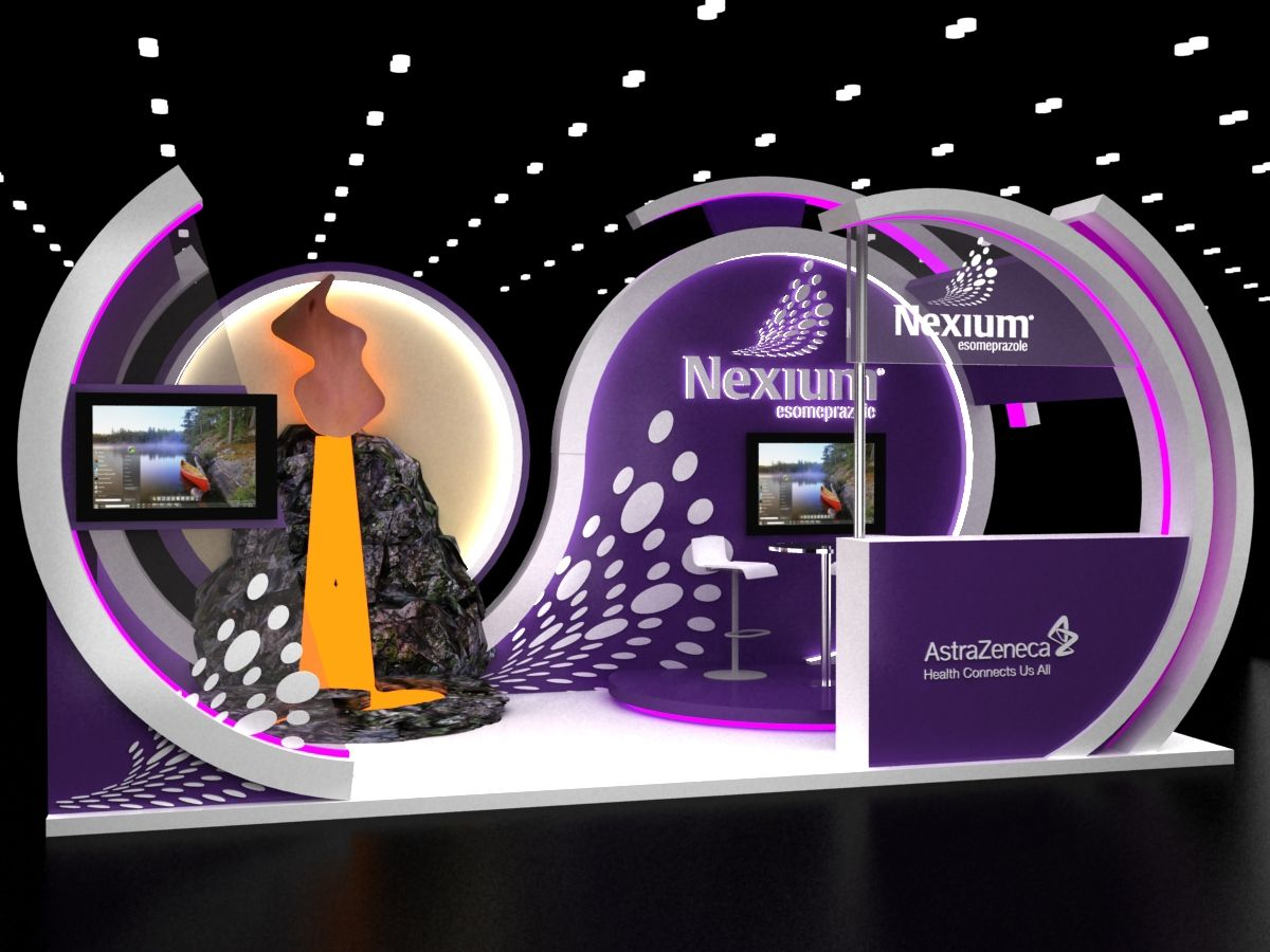 Pin On Inspiration Idea Booth Stage Design