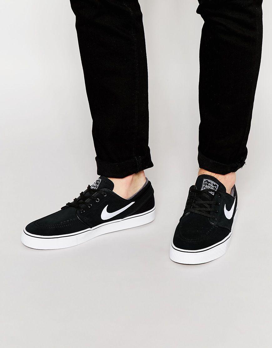 7c76c1e1ba164 Buy NOW Nike SB Janoski Trainers 333824-026 - Black - http