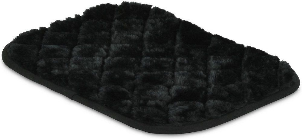 Precision Pet Products Black SnooZZy Sleeper Crate Mat, Small