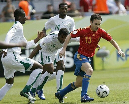 Image result for saudi arabia world cup 2006