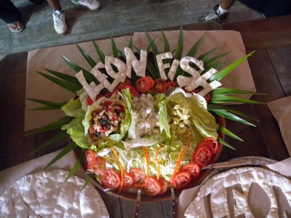 Comida Majahual