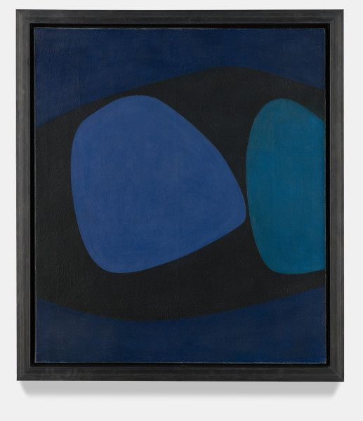 Salvador Corratgé Espacios y Formas No.1 (Spaces and Forms No. 1), 1962 Oil on canvas 38 x 33 1/8 x 1 inches (96.5 x 84 x 2.5 cm)