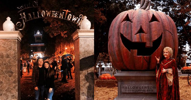 Disney's Halloweentown Actually EXISTS And It Celebrates