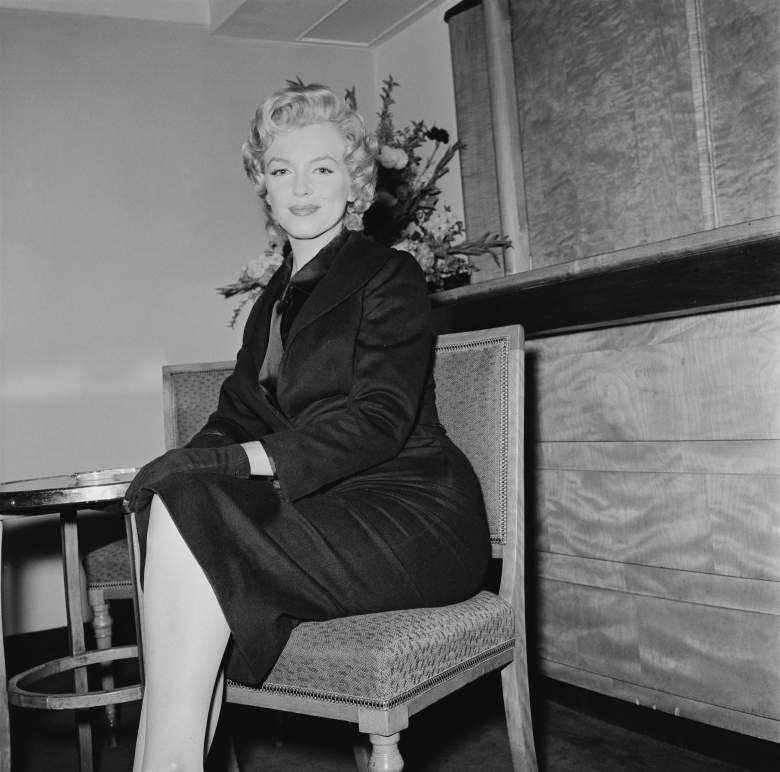 Marilyn Monroe London